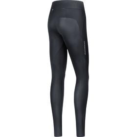 GORE WEAR R3 Partial Gore Windstopper Spodnie do biegania Kobiety czarny